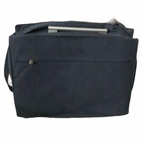Samsonite expandable MON laptop case shoulder bag